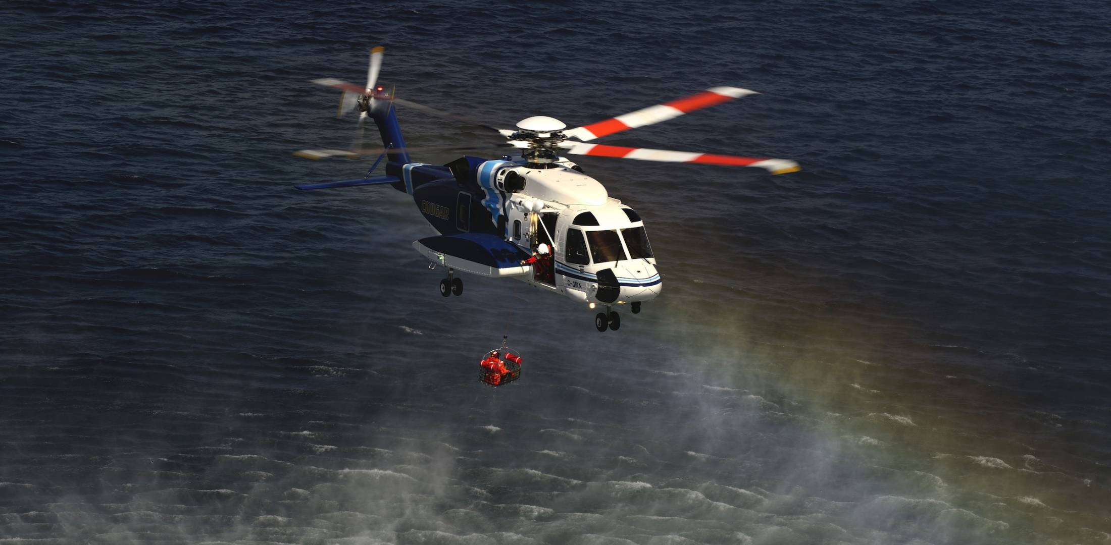 Cougar Helicopters S92A+