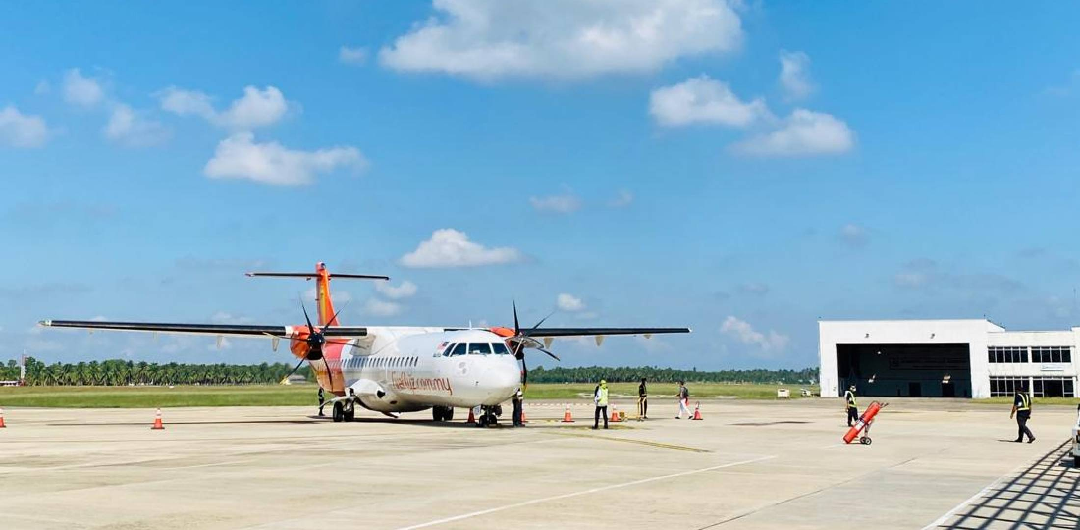 Firefly Airlines ATR 72
