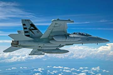 EA-18G Next Generation Jammer