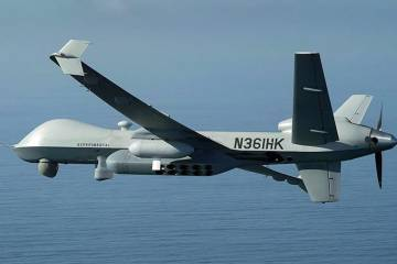 MQ-9A anti-submarine warfare