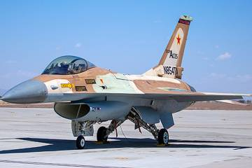 F-16 Top Aces