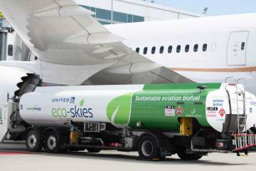 World Energy has been delivering SAF to a variety of aviation users for years.