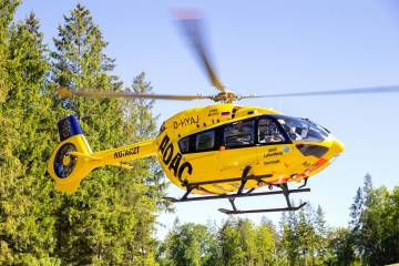 ADAC helo flies on susatainable aviation fuel
