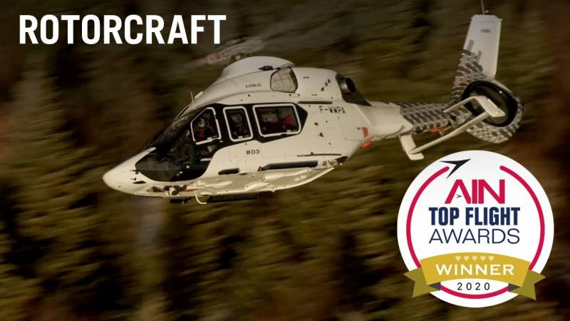 Announcing the Top Flight Awards Rotorcraft Category Winner