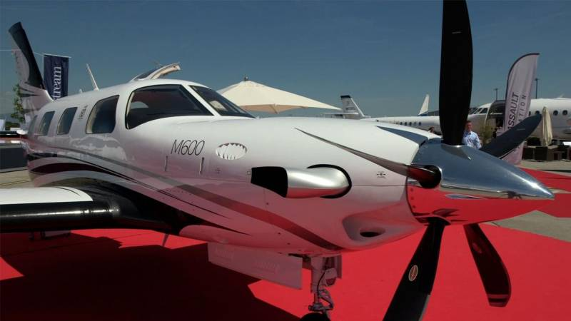 M600 Turboprop is Piper's Top Performer