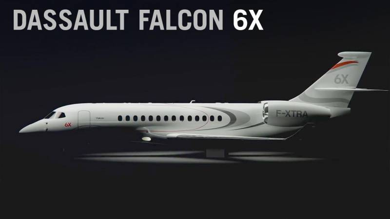 Spotlight on the Forthcoming Dassault Falcon 6X