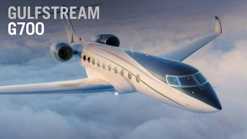 Gulfstream introduces the G700 as the new flagship of its business jet family