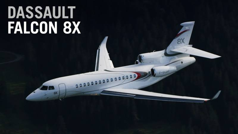 How short landing performance takes Dassault's new Falcon places other business jets can't reach