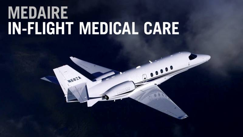 MedAire Develops Tools to Respond to In-Flight Medical Emergencies - AIN