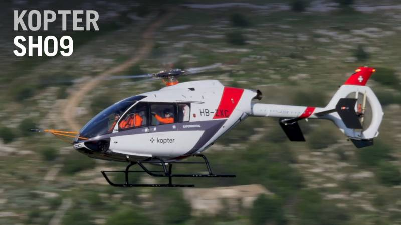 Leonardo Buys Swiss Helicopter Manufacturer Kopter - AIN