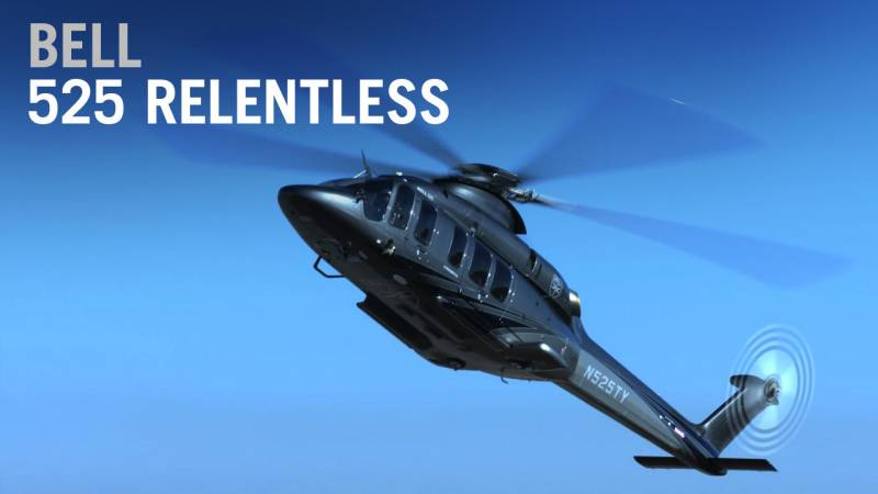 Bell 525 Flight Test Program In Final Stages, Aircraft on Production Line - AIN