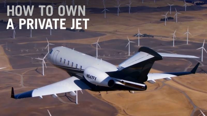 How to Own a Private Jet
