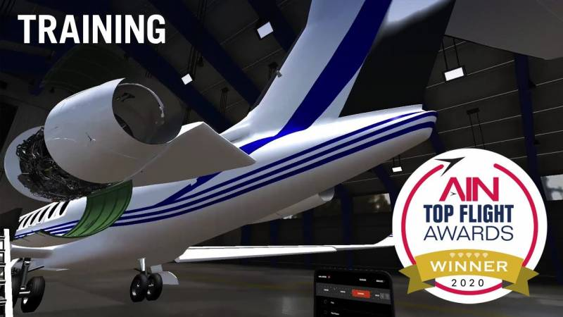 Announcing the Top Flight Awards Training Category Winner