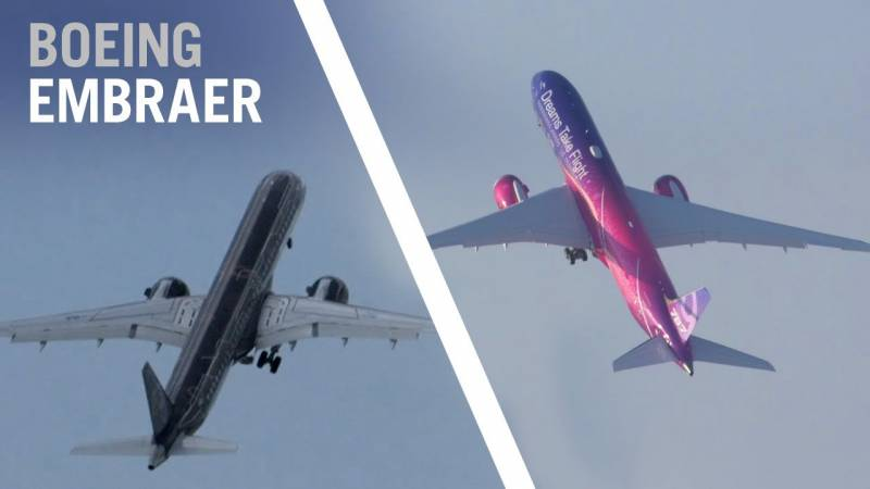Where Did it Go Wrong For the Merger Between Boeing and Embraer?