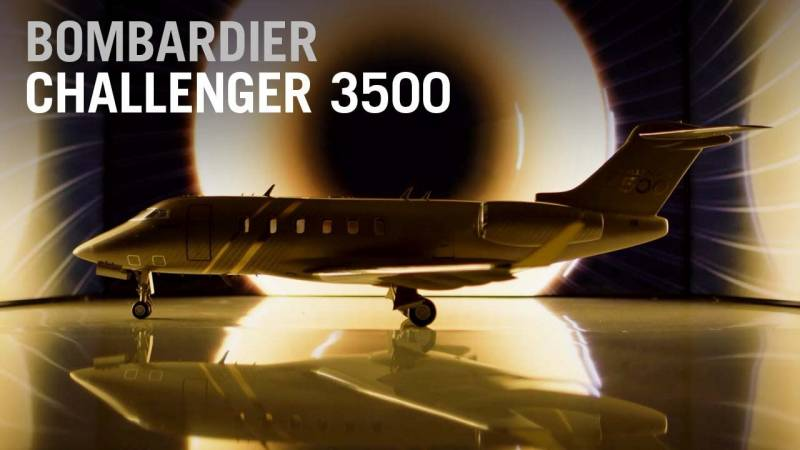 Bombardier Challenger 3500: Performance that Delivers