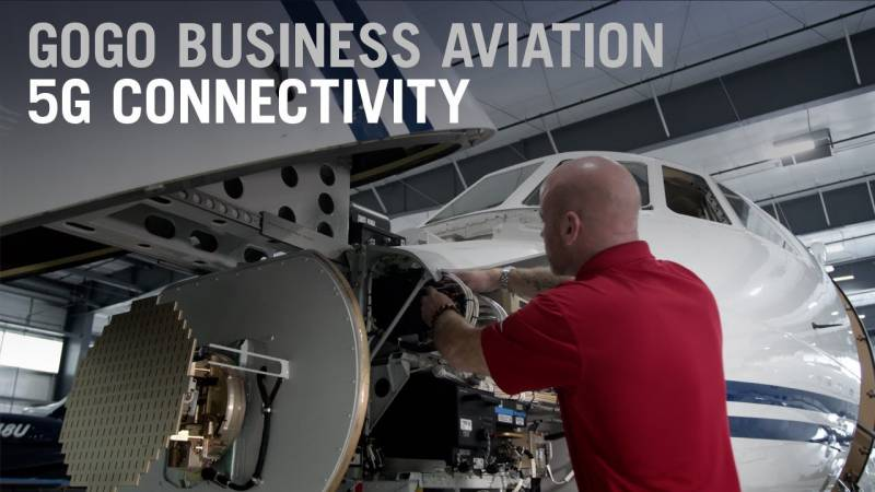 Provision Your Aircraft for Gogo 5G: The Fastest, Easiest Path Starts Now