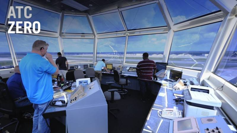What Happens if Air Traffic Controllers Can't Work Due to COVID-19? - AIN
